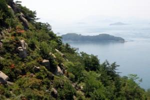 鷲羽山・松島