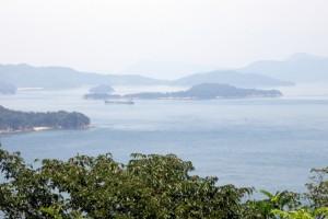 六口島ー鷲羽山よりー