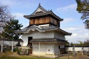 月見櫓ー岡山城ー