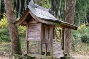 有木神社ー吉備の中山ー