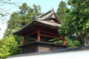 鐘楼ー備中国分寺跡ー