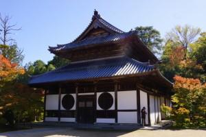 仏殿ー井山宝福寺ー