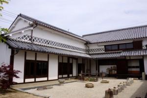 中庭ー藤田千年治邸ー