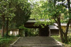 山門ー大光寺ー