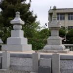妹尾太郎兼康公墓