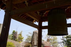 鐘楼ー最上稲荷奥之院一乗寺ー