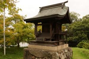 亀島神社ー吉備津彦神社ー