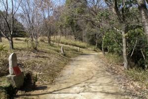 吉備の中山散路