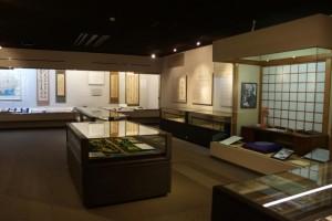 展示室ー真備ふるさと歴史館ー