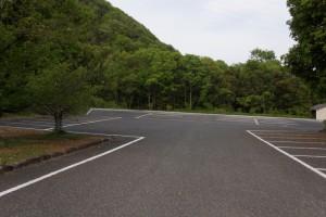 駐車場ー吉備真備公園ー
