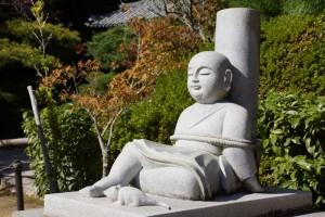 雪舟像ー井山宝福寺ー