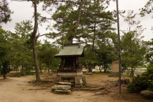 鶴島ー吉備津彦神社ー