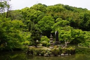 鶴島ー近水園ー