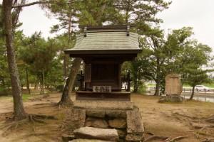 鶴島神社ー吉備津彦神社ー
