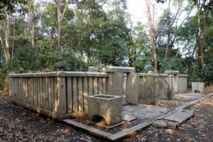 池田家墓所