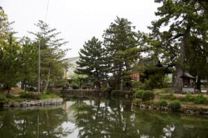 庭園ー総社宮ー