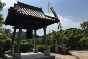 藤戸寺鐘楼