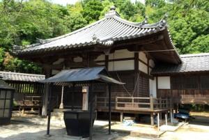 藤戸寺大師堂