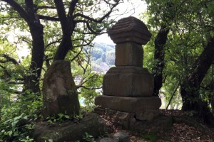 宝篋印塔ー経ヶ島ー