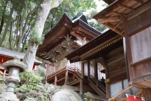 本宮本殿ー由加神社ー