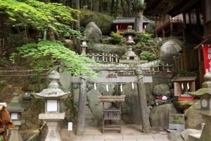 稲荷神社ー由加神社ー