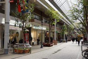 上之町商店街