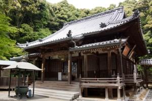 観音堂ー由加山蓮台寺ー