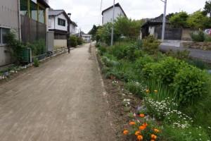 旧阿津駅ー児島風の道ー