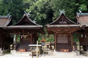 第1殿・第2殿ー熊野神社ー