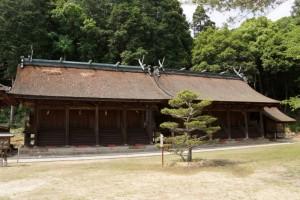 第4殿・第5殿・第6殿ー熊野神社ー