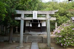 熊野神社ー鴻八幡宮ー