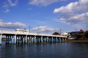 京橋附近ー旧山陽道ー