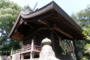 御崎神社本殿
