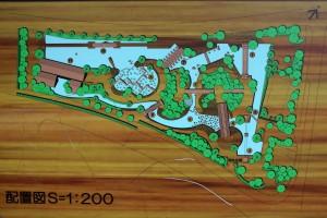 橋の公園マップ