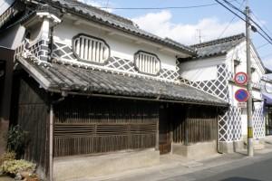 板倉の町並ー旧山陽道ー