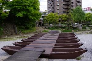 かうつけ佐野の舟橋