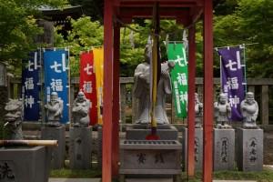 七福神ー由加神社ー