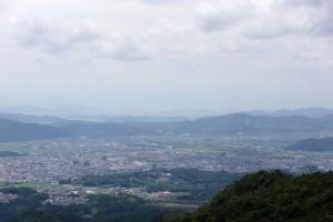 水島・総社方面ー鬼城山ー
