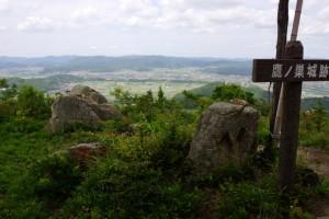 鷹ノ巣城跡