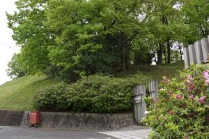 楯築地区ー王墓の丘史跡公園ー