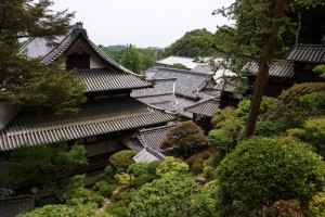 庭園・境内ー由加山蓮台寺ー