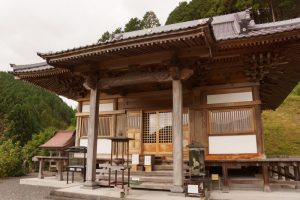 玉泉寺本堂