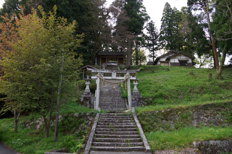 阿波八幡神社