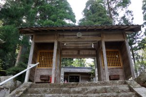 随神門ー阿波八幡神社ー