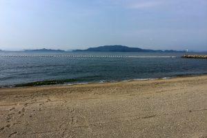 小豊島・豊島ー犬島海岸よりー