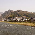 城下町 勝山