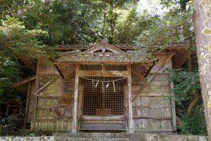 河井神社拝殿