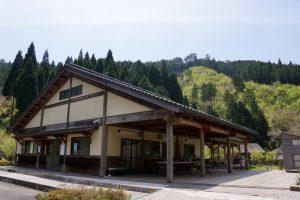 渓流茶屋ー阿波森林公園ー