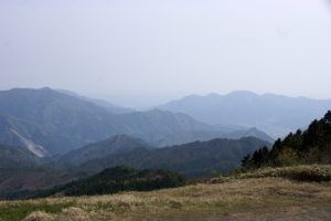 大ヶ山フライトエリア