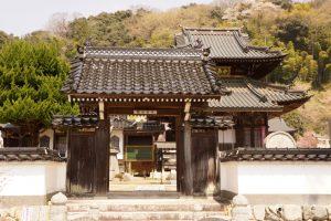 山門ー妙円寺ー
